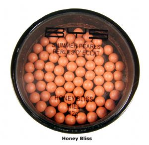 <b>BYS Shimmer Pearls - Honey Bliss</b>